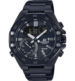 Casio EDIFICE  ECB-10DC-1A с секундомером