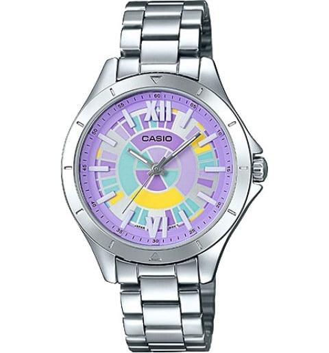 Дешевые часы Casio Collection LTP-E129D-6A