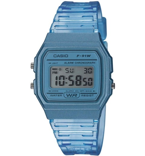 Часы Casio Collection  F-91WS-2E Digital