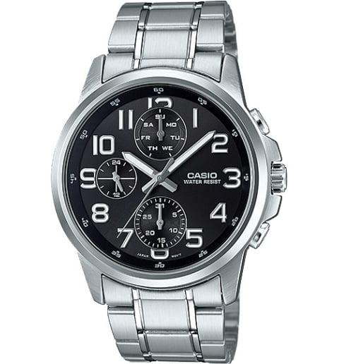 Дешевые часы Casio Collection MTP-E307D-1A