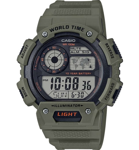 Casio Collection AE-1400WH-3A
