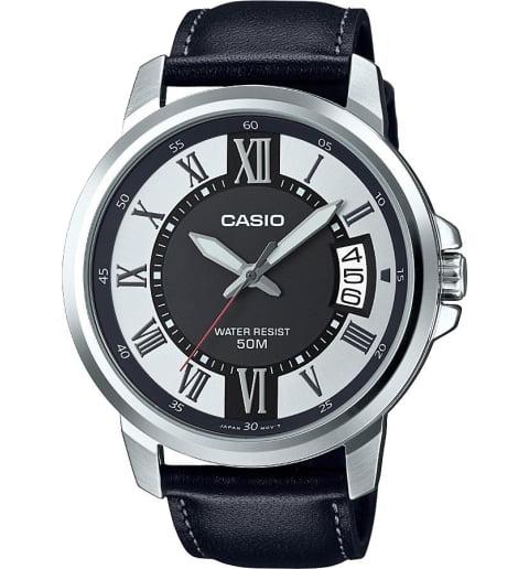 Дешевые часы Casio Collection MTP-E130L-1A