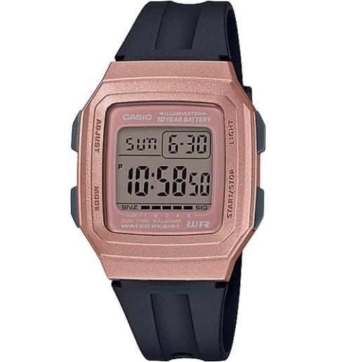 Дешевые часы Casio Collection F-201WAM-5A
