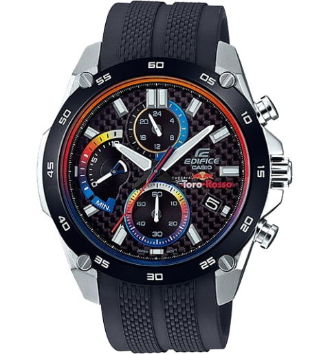 Карбоновые часы Casio EDIFICE EFR-557TRP-1A