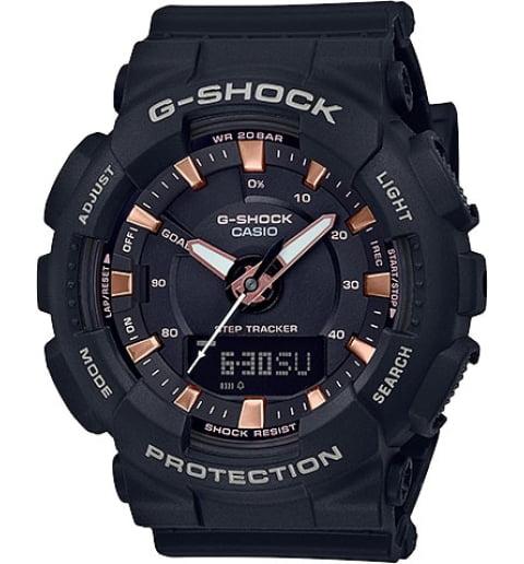 Часы Casio G-Shock GMA-S130PA-1A с шагомером