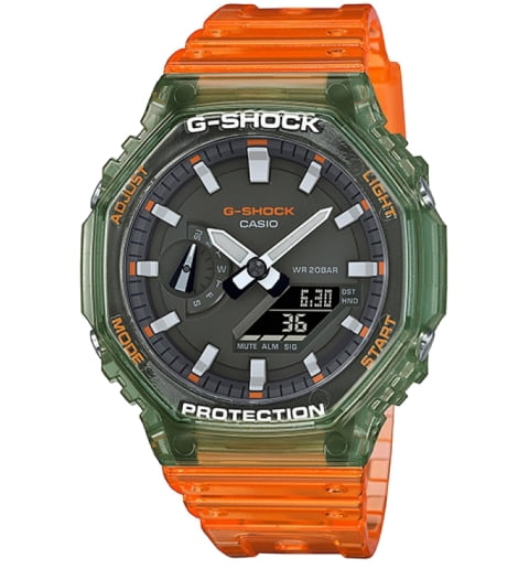 Casio G-Shock GA-2100HC-4A