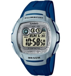 Кварцевые Casio Collection  W-210-2A