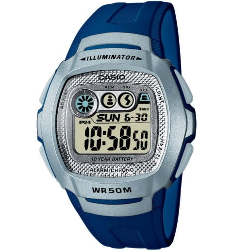 Casio Collection  W-210-2A