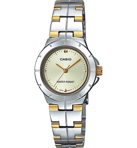 Дешевые часы Casio Collection LTP-1242SG-7C