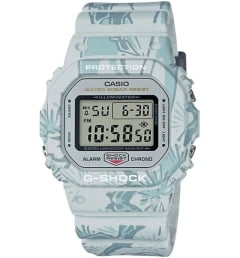 Бочкообразные Casio G-Shock DW-5600SLG-7D