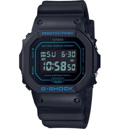 Бочкообразные Casio G-Shock DW-5600BBM-1E для мужчин