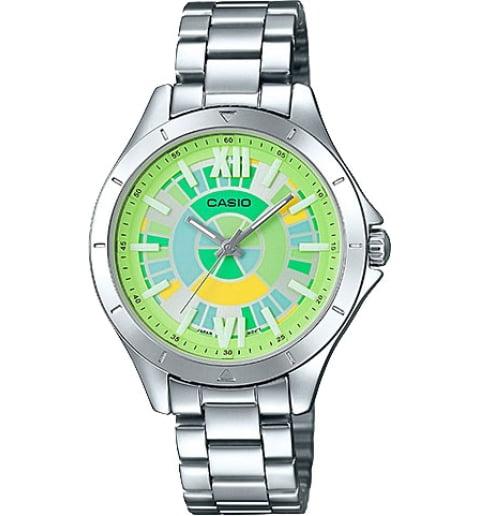 Дешевые часы Casio Collection LTP-E129D-3A