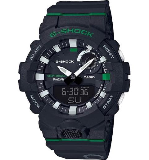 Часы Casio G-Shock GBA-800DG-1A с шагомером