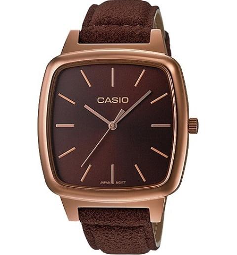 Квадратные часы Casio Collection LTP-E117RL-5A