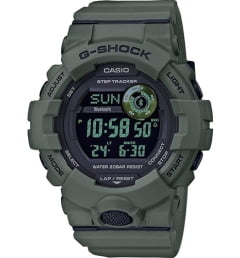 Casio G-Shock GBD-800UC-3E с шагомером