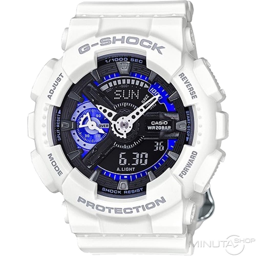 Casio G-Shock GMA-S110CW-7A3