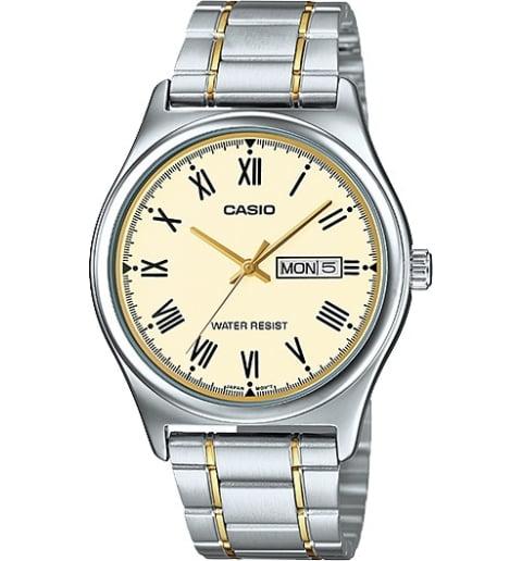 Дешевые часы Casio Collection LTP-V006SG-9B