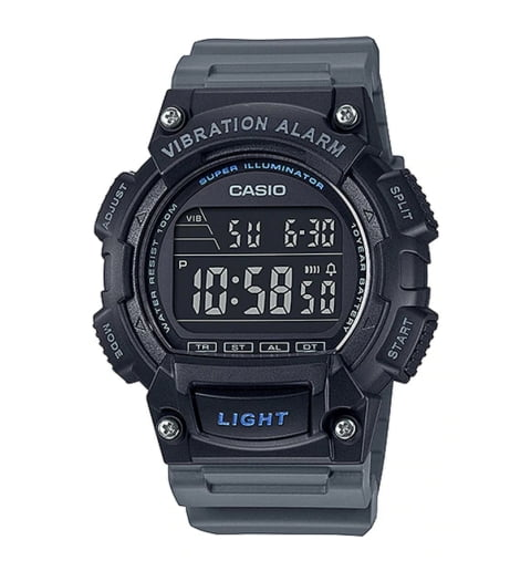 Casio Collection W-736H-8B