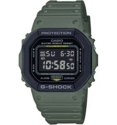 Бочкообразные Casio G-Shock  DW-5610SU-3E