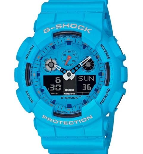 Casio G-Shock GA-100RS-2A