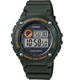 Casio Collection W-216H-3B