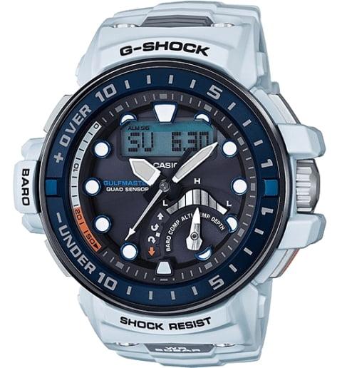 Часы Casio G-Shock GWN-Q1000-7A с глубиномером