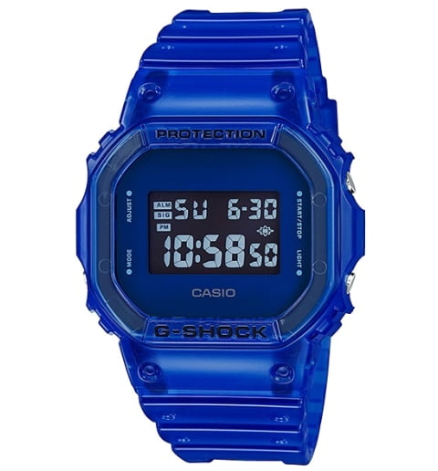 Часы Casio G-Shock DW-5600SB-2E Digital