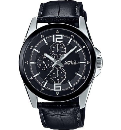 Дешевые часы Casio Collection MTP-E306L-1A