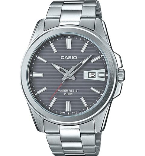 Дешевые часы Casio Collection MTP-E127D-8A