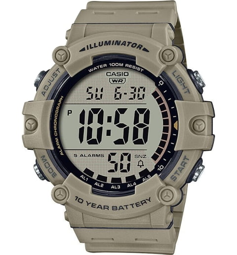 Дешевые часы Casio Collection AE-1500WH-5A