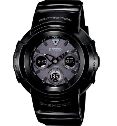 Casio G-Shock AWG-M510BB-1A