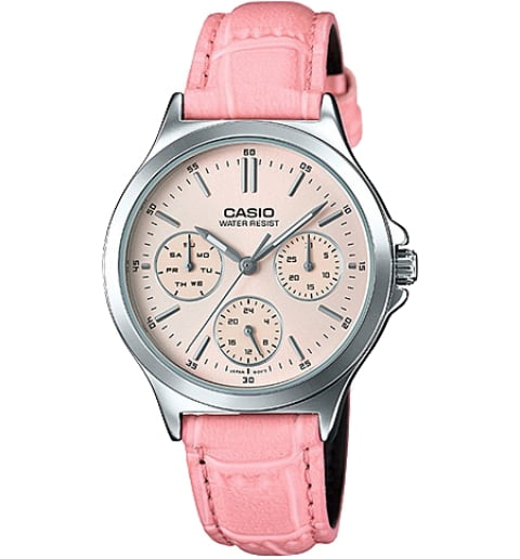 Дешевые часы Casio Collection LTP-V300L-4A