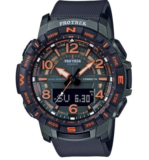 Casio PRO TREK PRT-B50FE-3E с GPS