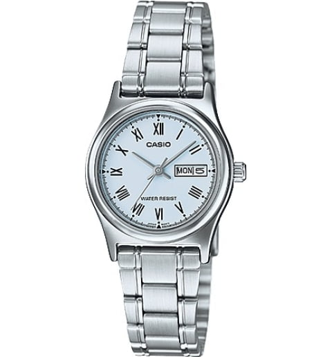 Дешевые часы Casio Collection LTP-V006D-2B