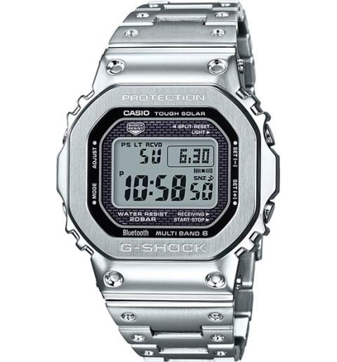 Часы Casio G-Shock GMW-B5000D-1E на солнечной атарее