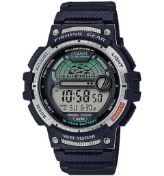 Casio Collection  WS-1200H-1A с секундомером