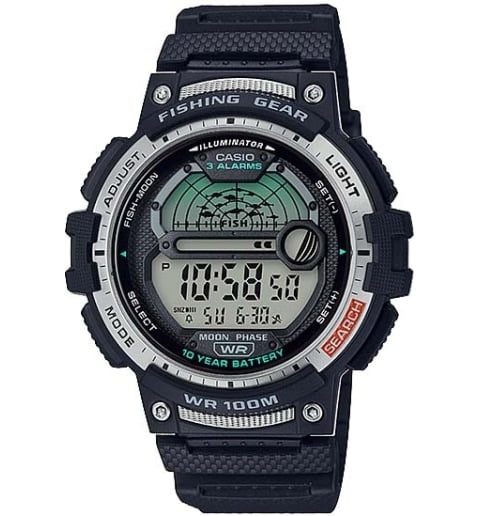 Часы Casio Collection  WS-1200H-1A Digital