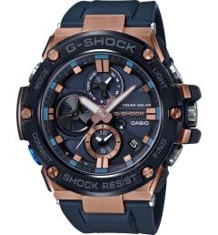 Casio G-Shock GST-B100G-2A с bluetooth
