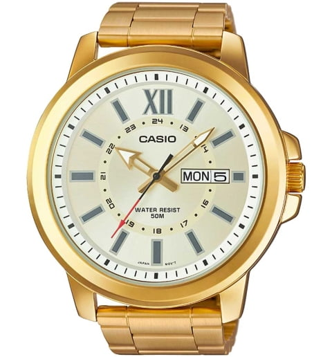 Casio Collection MTP-X100G-9A