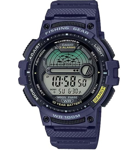 Часы Casio Collection  WS-1200H-2A Digital