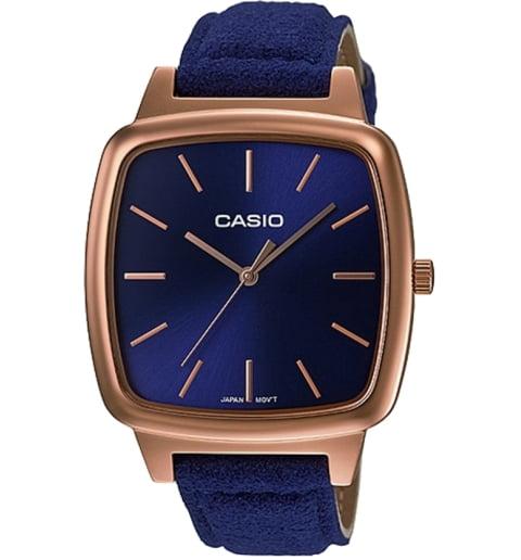 Квадратные часы Casio Collection LTP-E117RL-2A