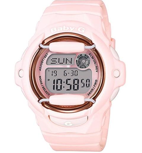 Часы Casio Baby-G BG-169G-4B с записной книжкой