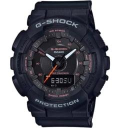 Casio G-Shock GMA-S130VC-1A с шагомером
