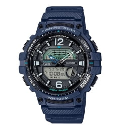 Casio Collection  WSC-1250H-2A с секундомером