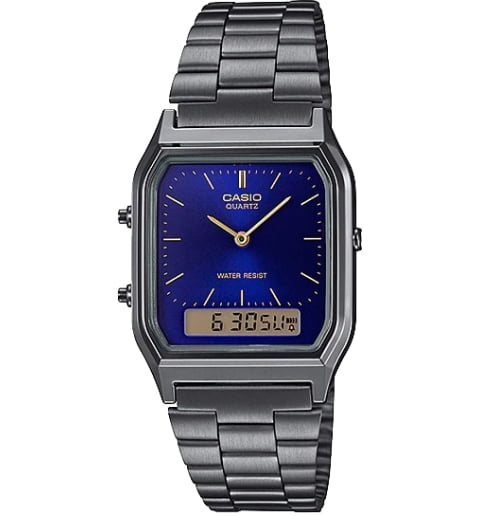 Дешевые часы Casio Collection AQ-230GG-2A