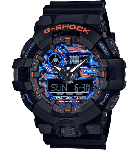 Casio G-Shock GA-700CT-1A