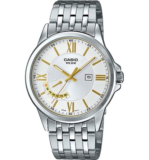 Дешевые часы Casio Collection MTP-E125D-7A