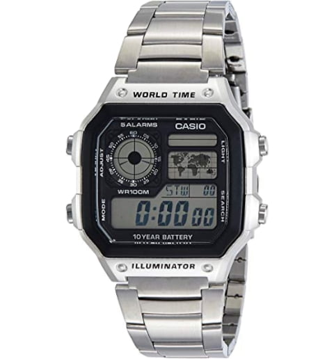 Часы Casio Collection AE-1200WHD-7A Digital
