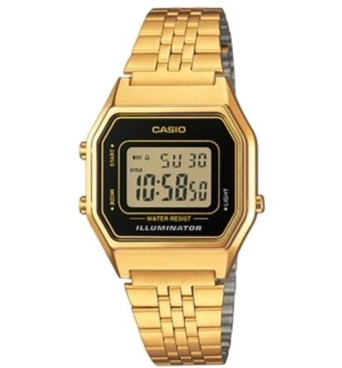 Дешевые часы Casio Collection LA-680WG-1D