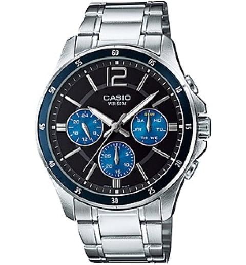 Дешевые часы Casio Collection MTP-1374D-2A